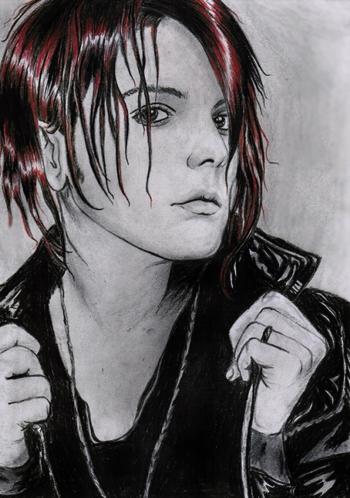 Gerard Way par Paige_M
